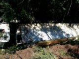 Pela Região: Caminhão capota em Iraceminha