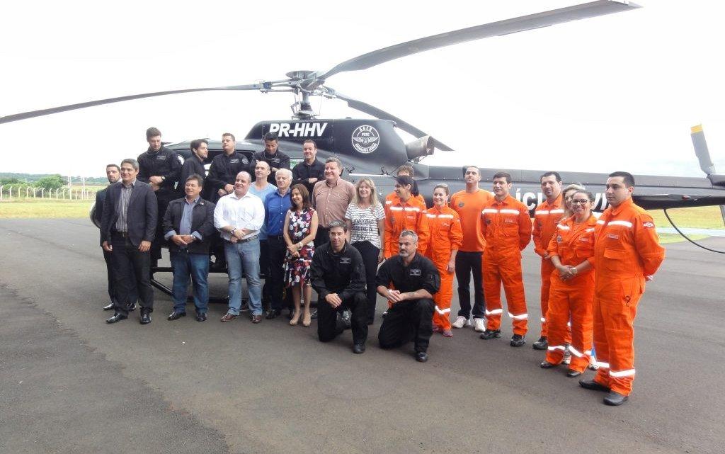 Aeromédico: Chapecó implanta serviço inédito de resgate