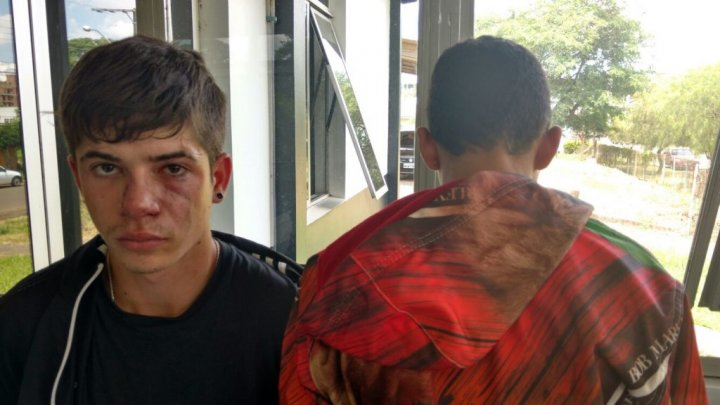Polícia prende autores de assalto em padaria de Chapecó e recupera três motocicletas