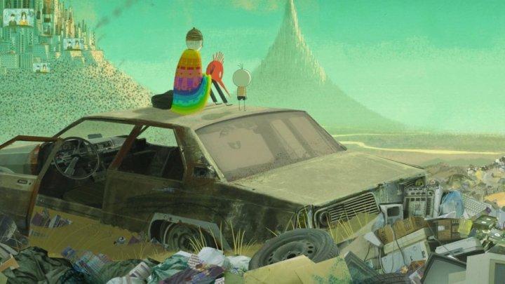 """Animação brasileira """"O Menino e o Mundo"""" concorre ao Oscar 2016"""