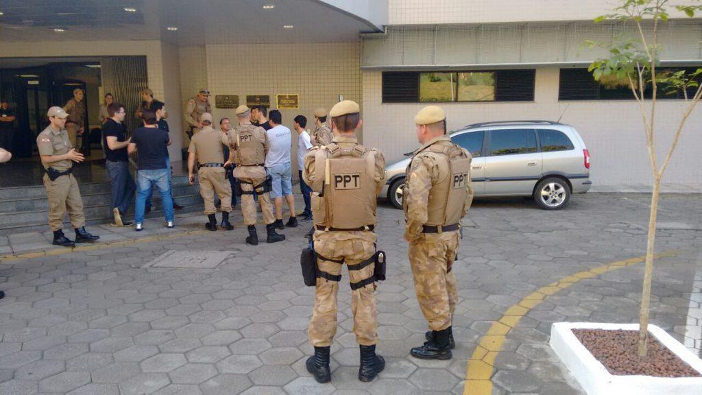 Sai condenações da Operação Rota Contestado II sobre tráfico de drogas em Concórdia