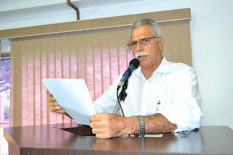 Vereador Ildo Antonini é reconduzido a liderança da base governista na Câmara Municipal de Chapecó