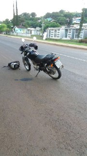 Após acidente em Coronel Freitas polícia prende condutor