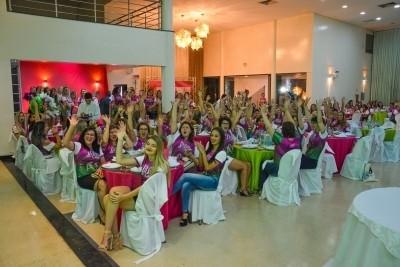 Divas da Chapecoense comemoram segunda edição do evento