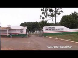 Bandidos rendem vigilantes na guarita da penitenciária de Chapecó e levam armas