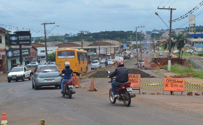 Alterações no trânsito nesta terça-feira em Chapecó – Contorno Viário Oeste