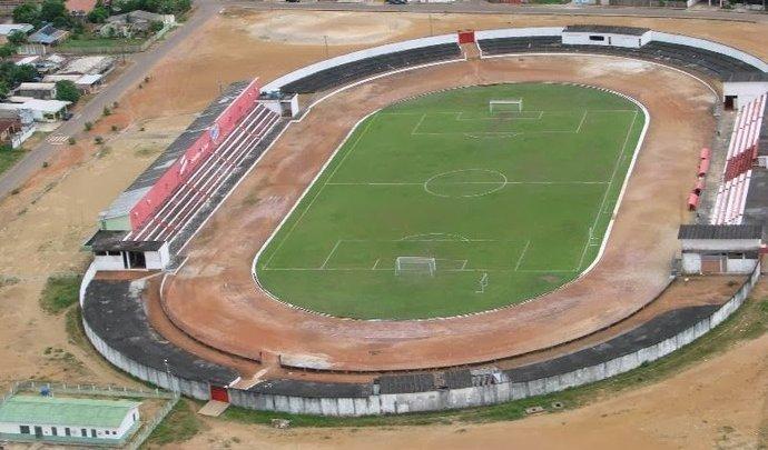 Estádio do 1º jogo da Chapecoense pela copa do Brasil 2016 terá reformas