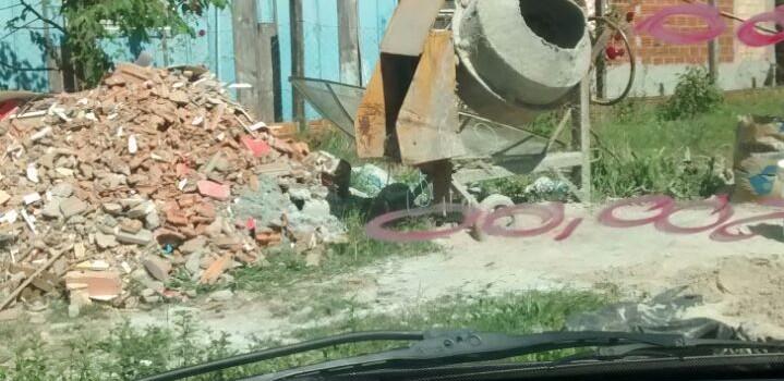 Jovem morre eletrocutado com betoneira no bairro Alvorada