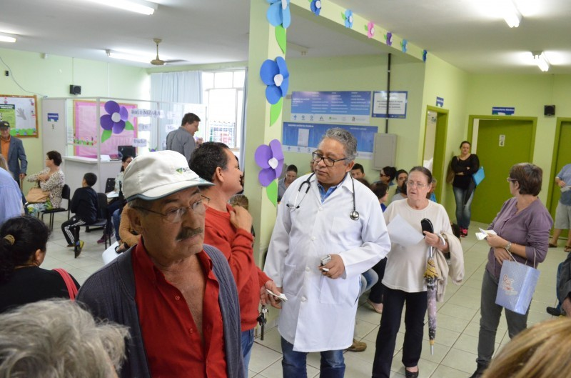 Inicia Campanha de Vacina da Gripe em Chapecó
