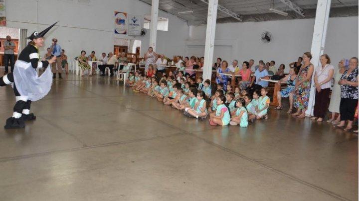 Ceim conscientiza a comunidade sobre a dengue