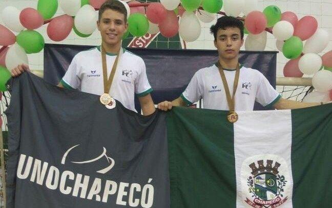 Karatê: Chapecó conquista três medalhas no Ranking A estadual