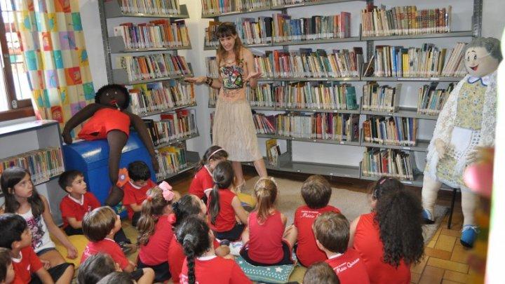 Chapecó comemora o Dia do Livro Infantil