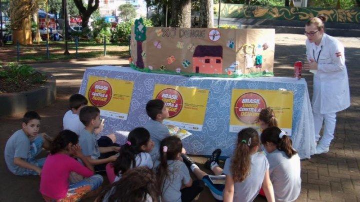 Chapecó comemora Dia Mundial da Saúde