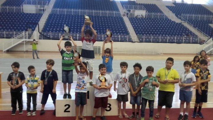 Xadrez: Chapecoense é vice-campeão brasileiro