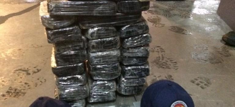 Grande quantidade de Crack é apreendida pela PRF em Chapecó