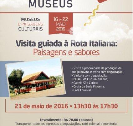 Chapecó celebra o Dia Internacional dos Museus com programação especial