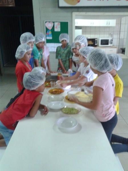 Educação Alimentar e Nutricional envolve 338 crianças