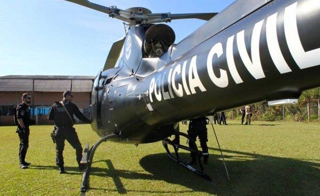 Exclusivo: Polícia Civil está realizando nova operação na manhã de hoje