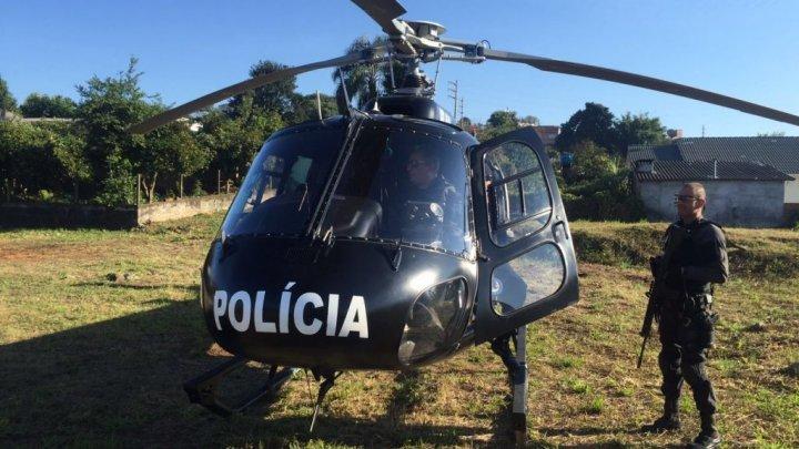 """Polícia Civil declara """"GUERRA"""" aos assaltantes da região de Chapecó"""