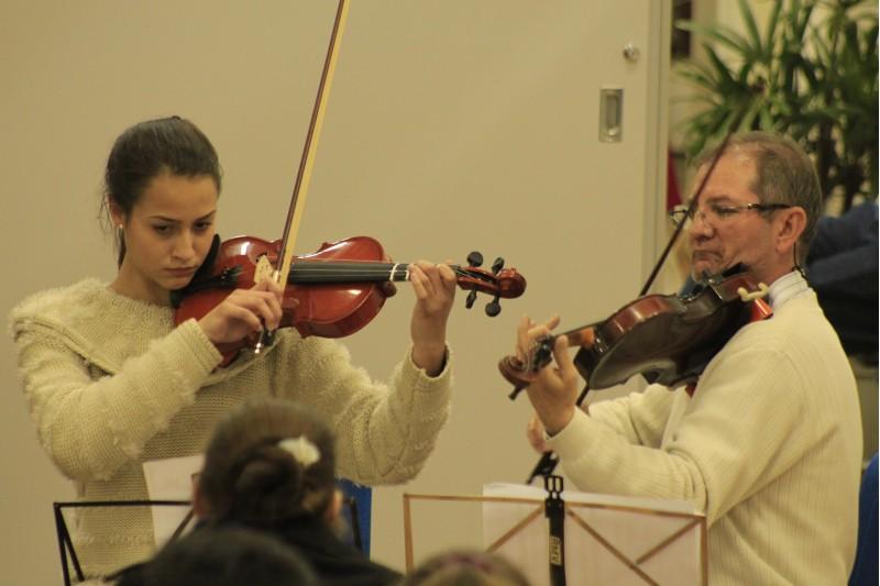 Recitais movimentam a Escola de Artes de Chapecó