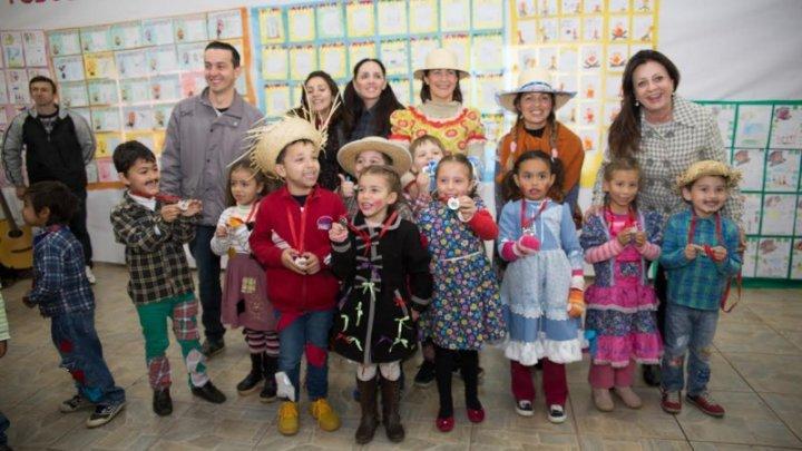 Festas juninas mobilizam rede municipal de Ensino