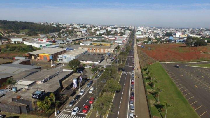Contrato para a 2ª etapa do Recapeamento em Chapecó será assinado nesta terça