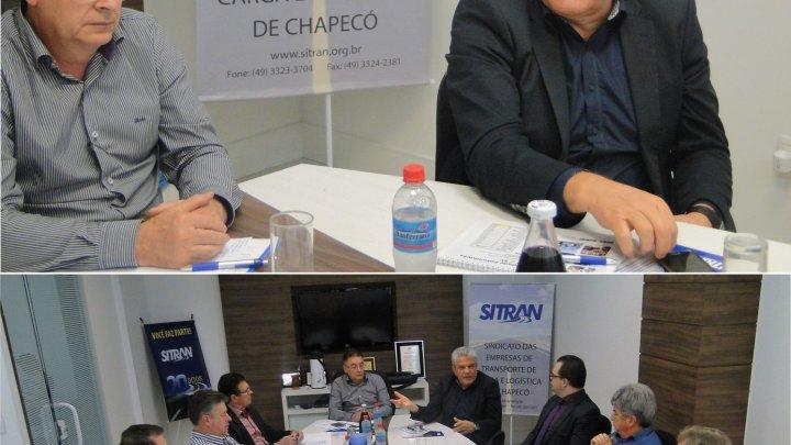 """Ari Rabaiolli: """"Gestão administrativa do transporte nacional precisa ser democrática, participativa e transparente"""""""