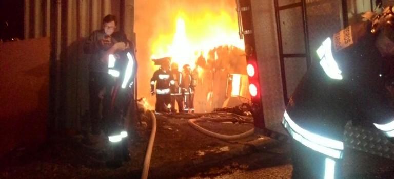 Incêndio deixa três pessoas mortas em Concórdia
