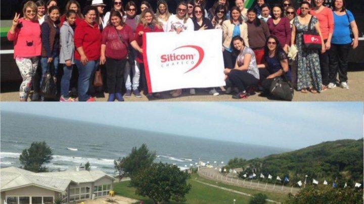 Encontro da trabalhadora: Siticom representado em evento que tratou das perspectivas futuras da mulher