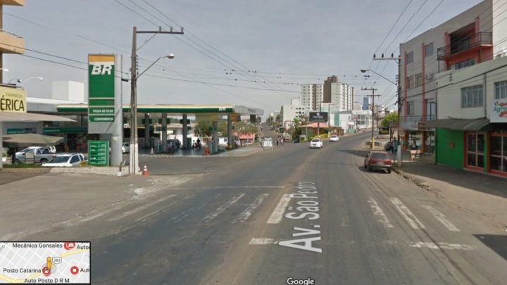 Alterações no trânsito de Chapecó