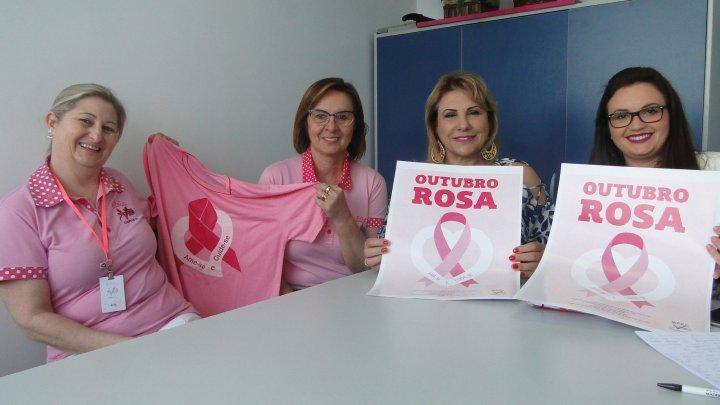 Sindicato da construção civil presta integral apoio ao Outubro Rosa