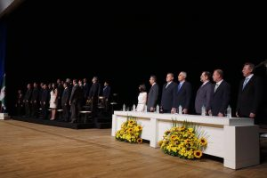 Empossados Prefeito, vice-prefeito e vereadores de Chapecó