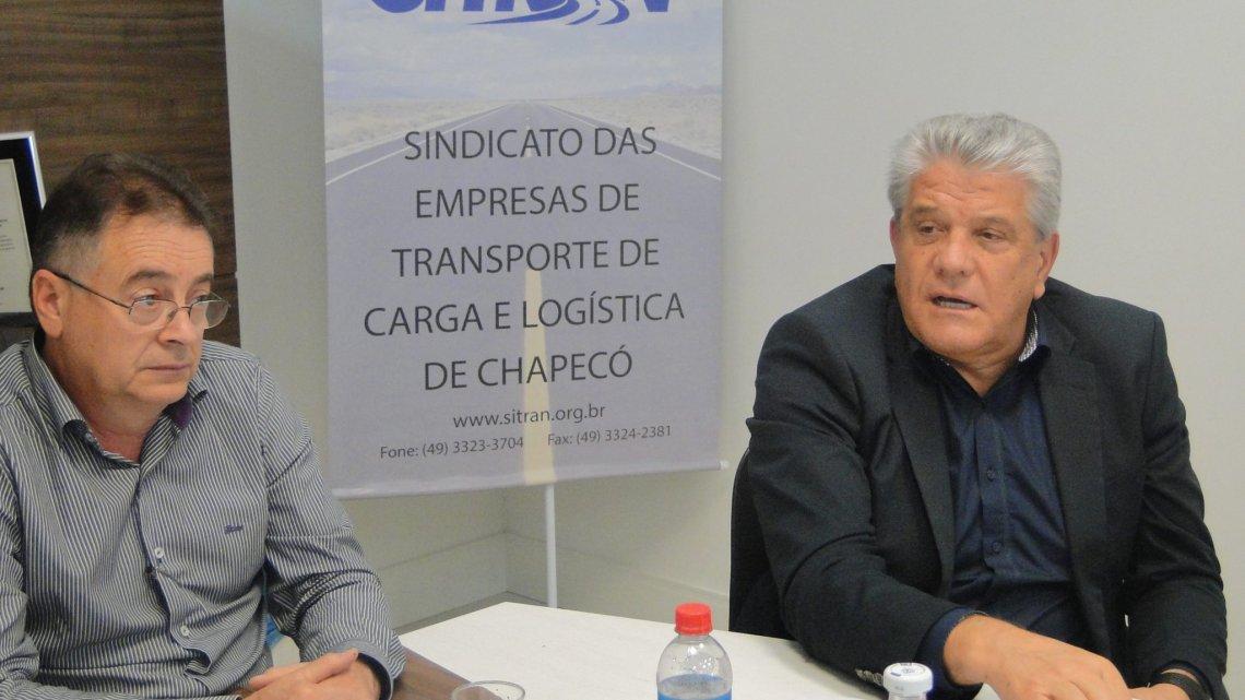 Agronegócio tem solidariedade dos transportadores catarinenses