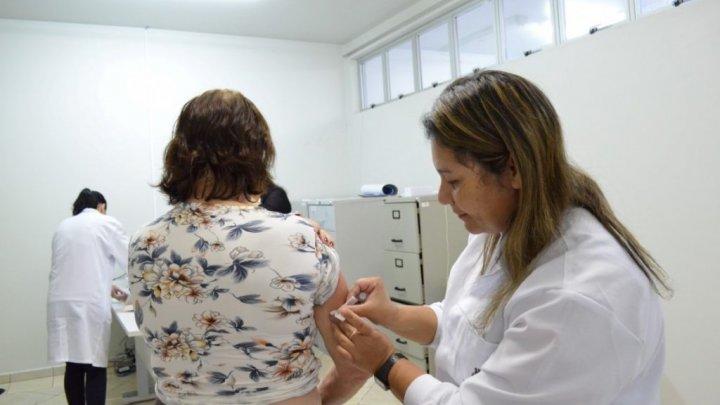 Segunda inicia Campanha Nacional de Vacinação contra Influenza