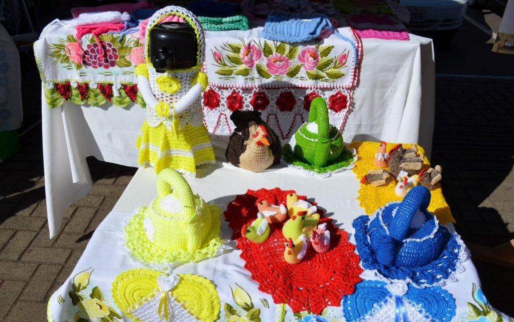 Feira de Artesanato Dia das Mães