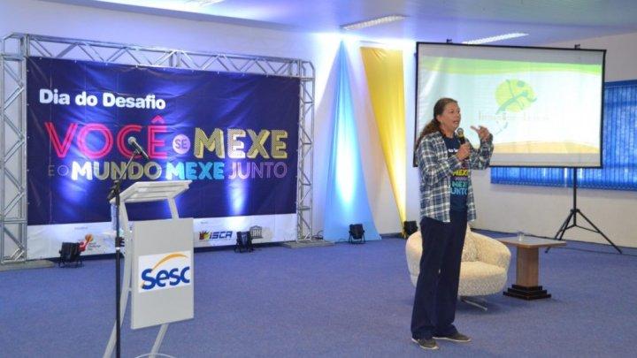 215 municípios catarinenses participarão do Dia do Desafio – Chapecó x Zulia