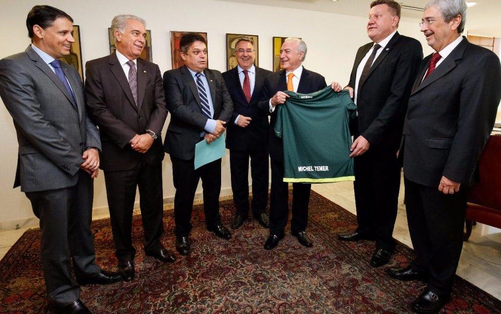 Confirmada liberação de R$ 15,5 milhões para construção de memorial e reforma da Arena Condá