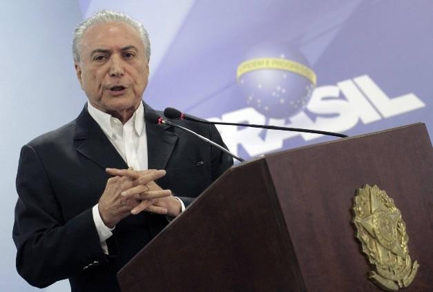 OAB decide entrar com pedido de impeachment de Michel Temer