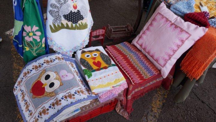 Feira de Artesanato Dia das Mães segue até sábado