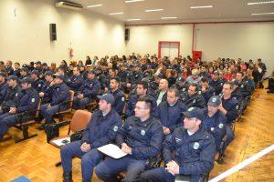 Curso prepara Guarda Municipal para atuar no Trânsito