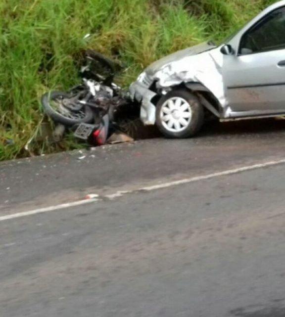 Chapecó- Grave acidente faz mais uma vítima na SC 480