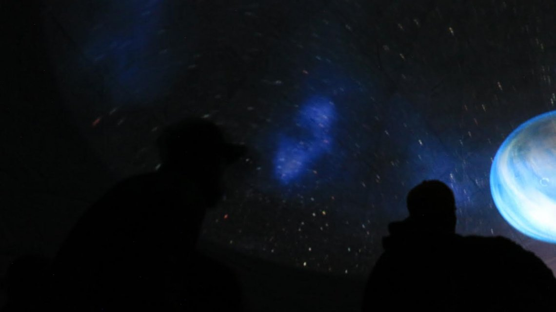 Ações incentivam o estudo da astronomia na escola