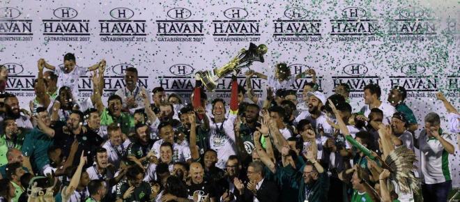 Chapecoense é o time com mais finais nos últimos dez anos
