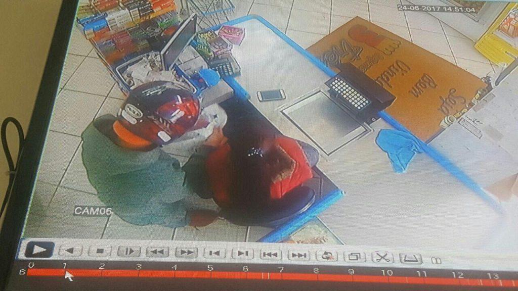 CHAPECÓ – Assaltantes são presos após crime