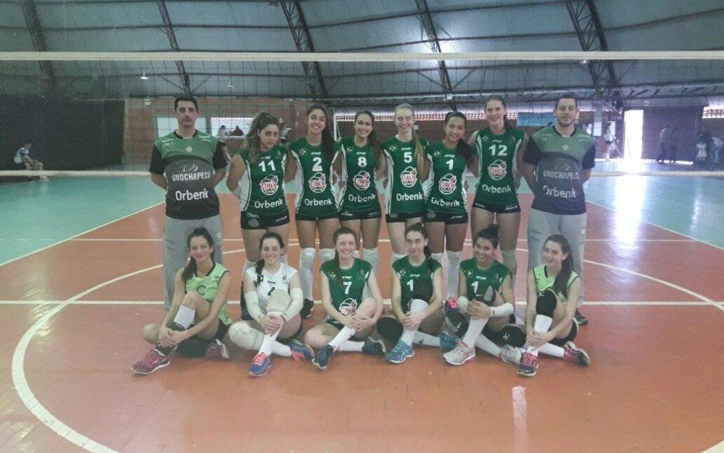 Joguinhos: Chapecó classifica equipes para etapa estadual