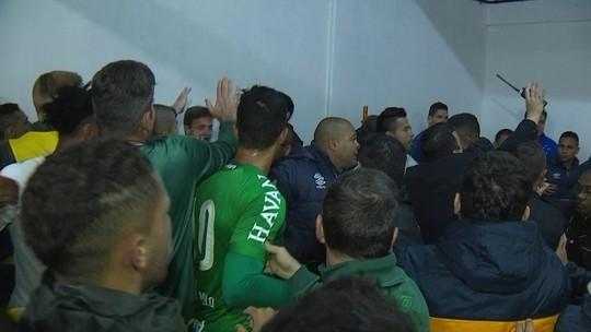 Vice do Cruzeiro explica motivo da confusão e promete boa recepção à Chape