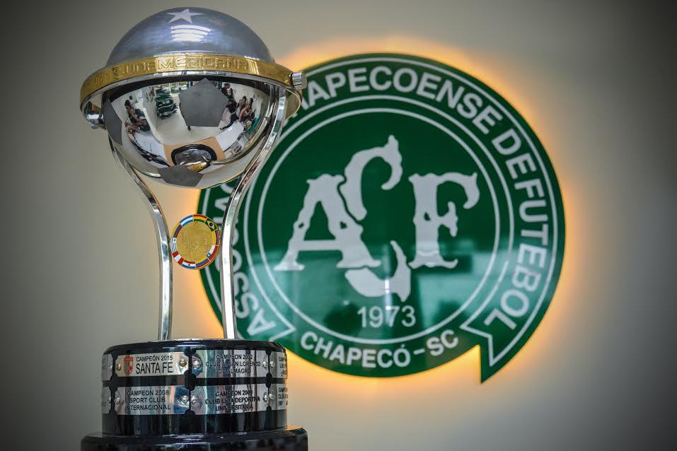Chape estreia na Sul-Americana com missão de defender título