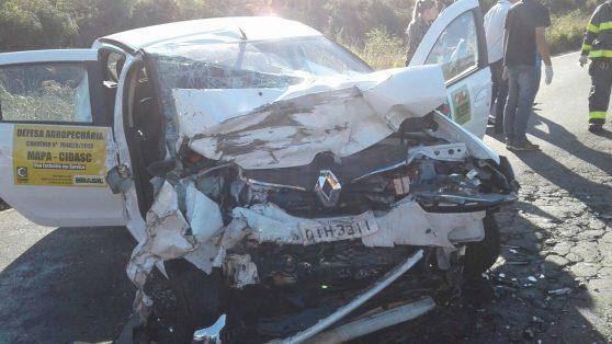 Duas vítimas do grave acidente na SC-480 em Xanxerê são transferidas para Chapecó