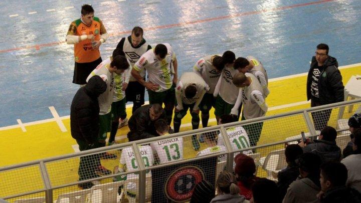 Futsal vence mais uma rodada no Catarinense