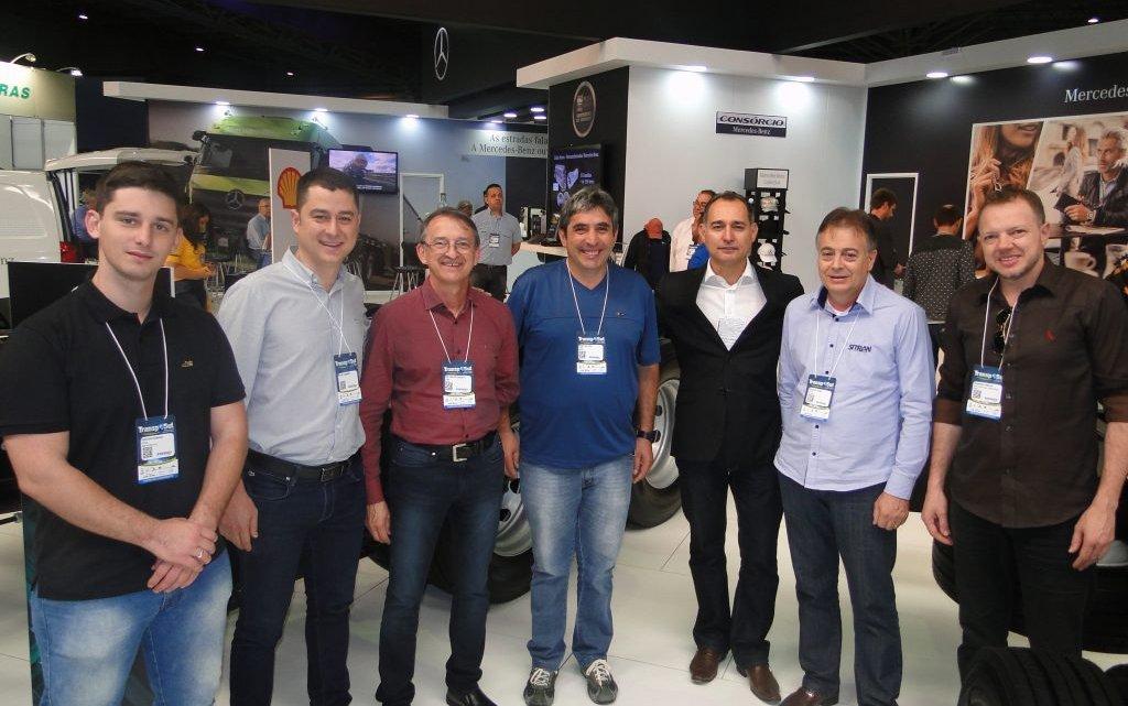 SITRAN na TranspoSul 2017 reconhecida como o segundo maior evento do país no segmento